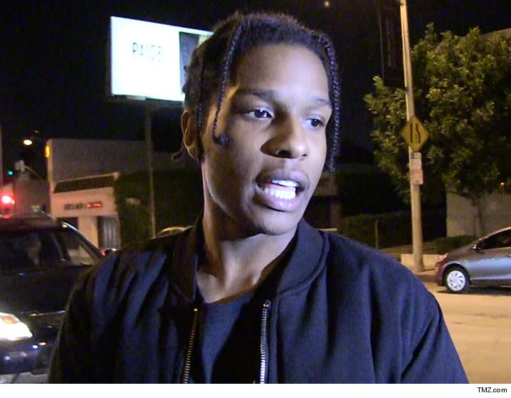 A$AP Rocky's Los Angeles Home Robbed of $1.5 Million